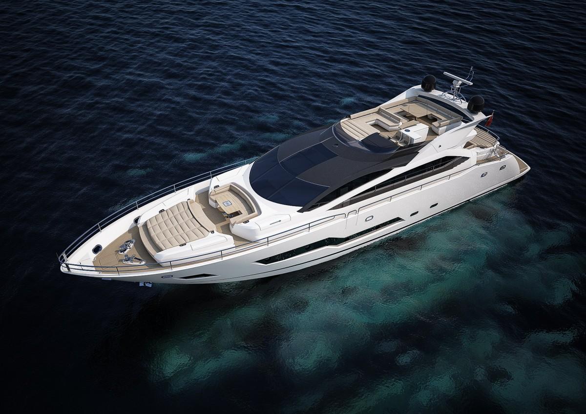 Sunseeker 101 Sport Yacht - Американские яхты