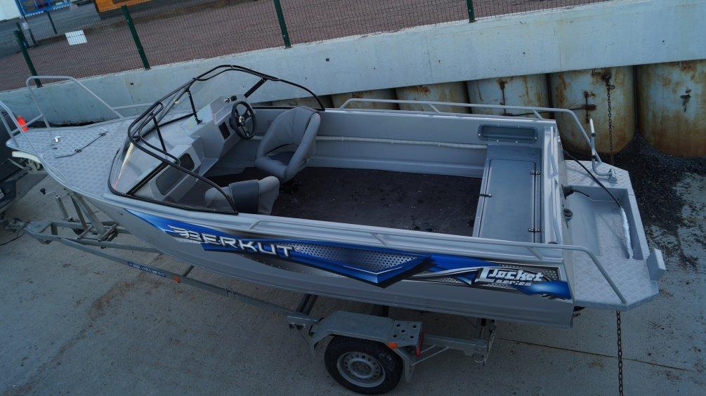 лодка беркут s цена