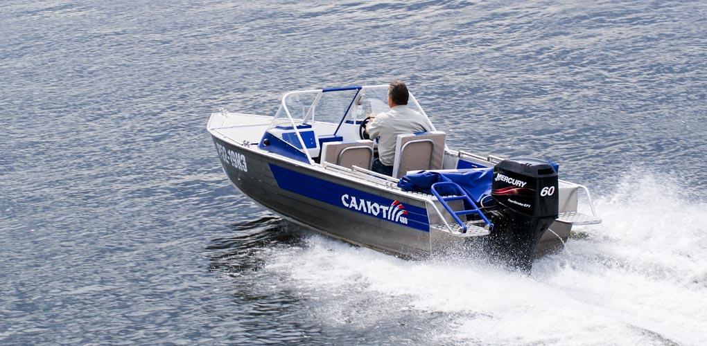 Моторные лодки и их особенности