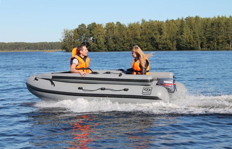 моторная лодка надувная