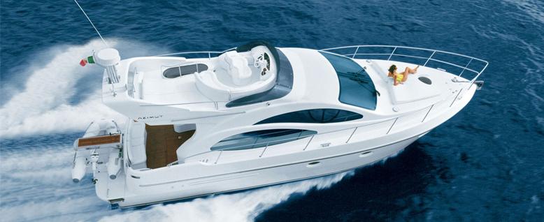 Моторные яхты Azimut