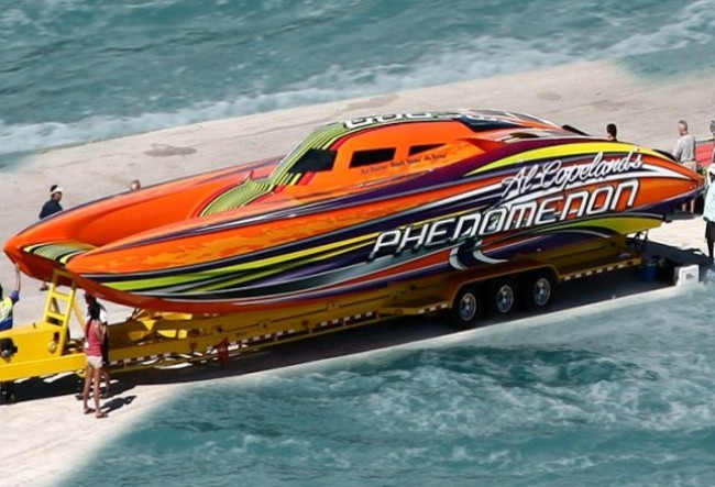 Phenomenon - Самые быстрые катера в мире