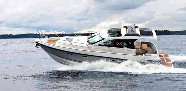 Aquador 35 ST