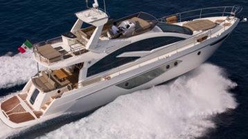 Cranchi Sixty Fly Yacht Class