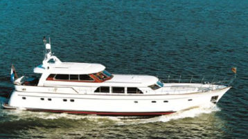 Mulder 68 Wheelhouse