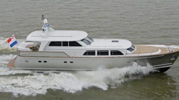 Mulder 73 Wheelhouse