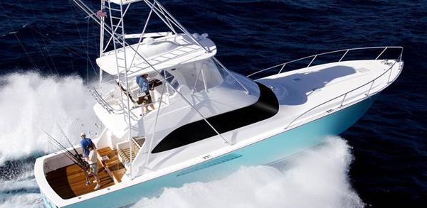 Viking Yachts 54с