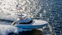 Viking Yachts 55с