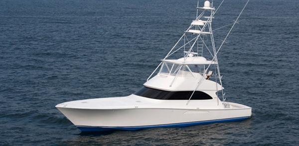 Viking Yachts 57с