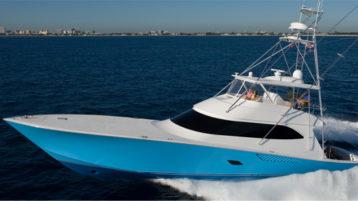 Viking Yachts 60с