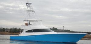 Viking Yachts 62e