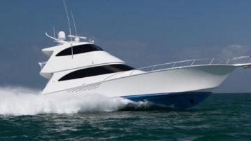Viking Yachts 66e