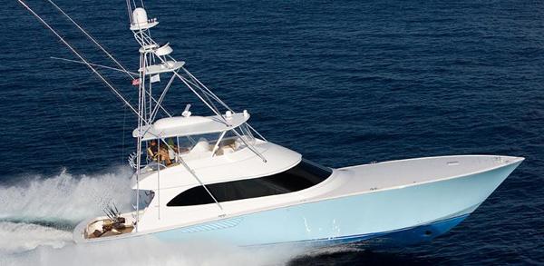 Viking Yachts 70с