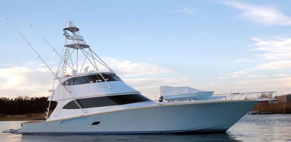 Viking Yachts 82e