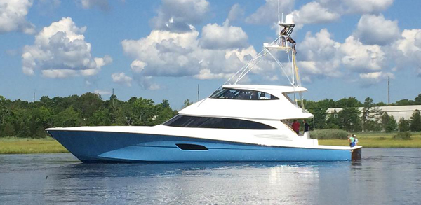 Viking Yachts 92e