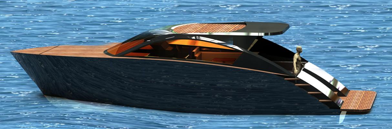 Алюминиевые моторные яхты