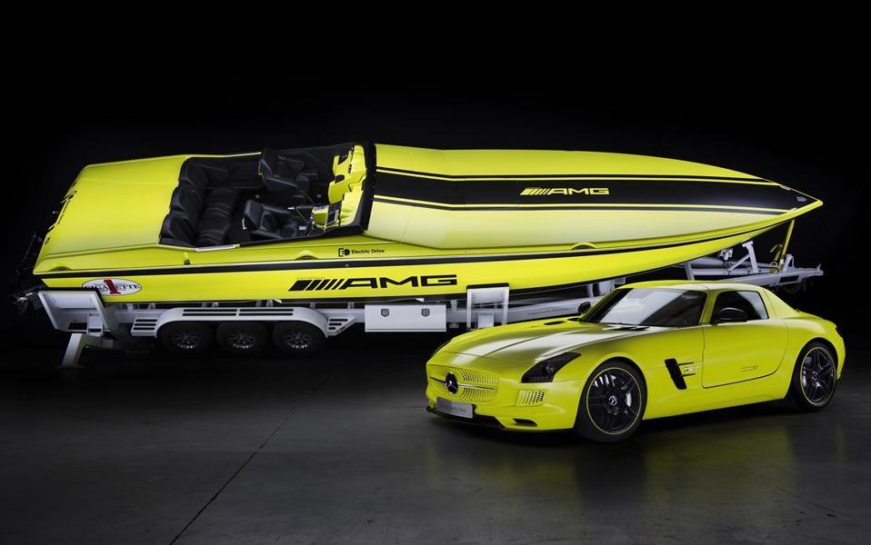 Самые быстрые катера в мире