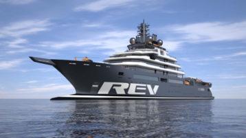 Самая большая яхта в мире