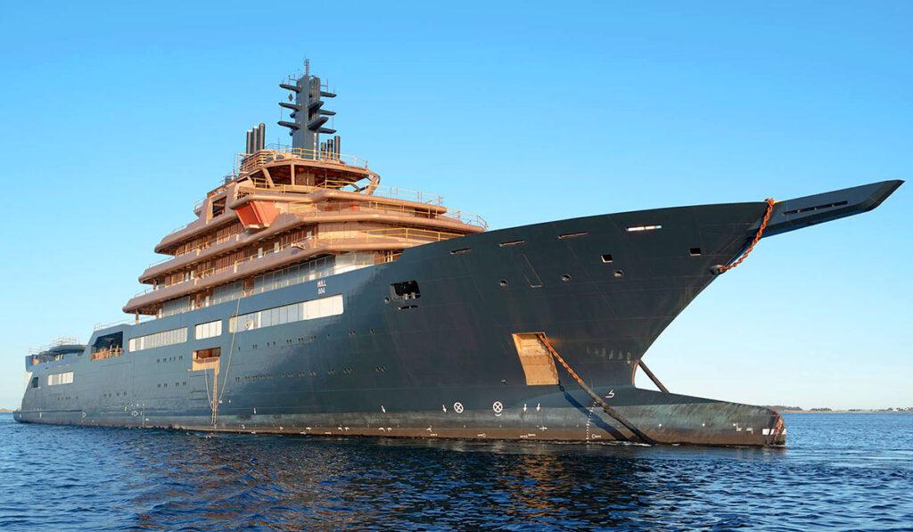 REV Ocean - экспедиционная яхта