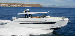 Astondoa 63 Top Deck