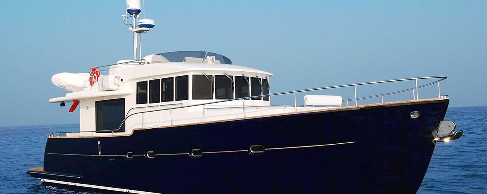 Яхты Cantieri Estensi