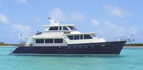Marlow Explorer 72E