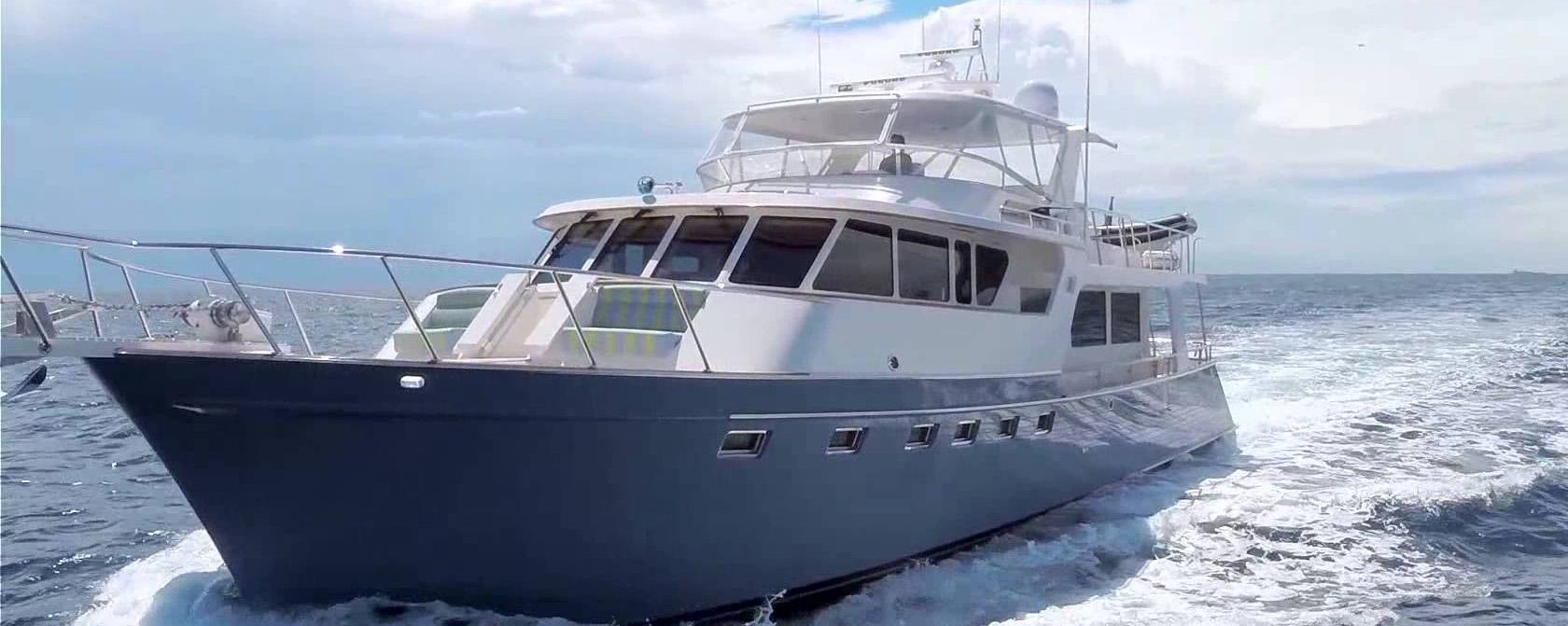 Яхты Marlow