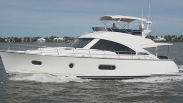 Riviera 54 Daybridge