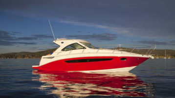 Sea Ray 355 Sundancer