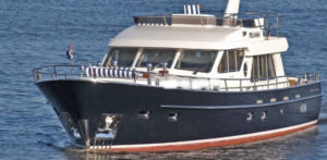 Serious Gently 50′ Trawler