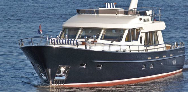 Serious Gently 50' Trawler