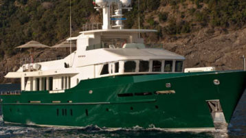 Benetti Sail Division BSD 115 rph WT