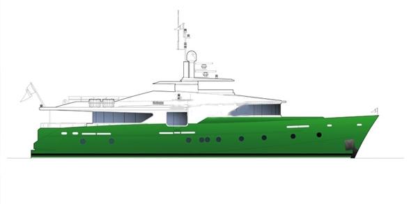 Benetti Sail Division BSD100 WT