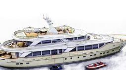 Benetti Sail Division BSD115 RS Mediterranean Style