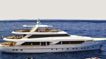 Benetti Sail Division BSD131 RS