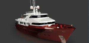 Benetti Sail Division BSD131 WT