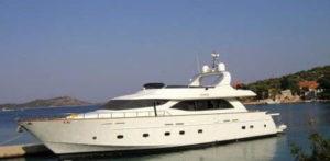 Benetti Sail Division BSD80 WT