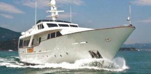 Benetti Sail Division BSD98 RS