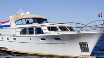 Boarnstream 46 Aft Cabin