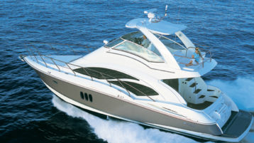 Cruisers Yachts 447 Sport Sedan