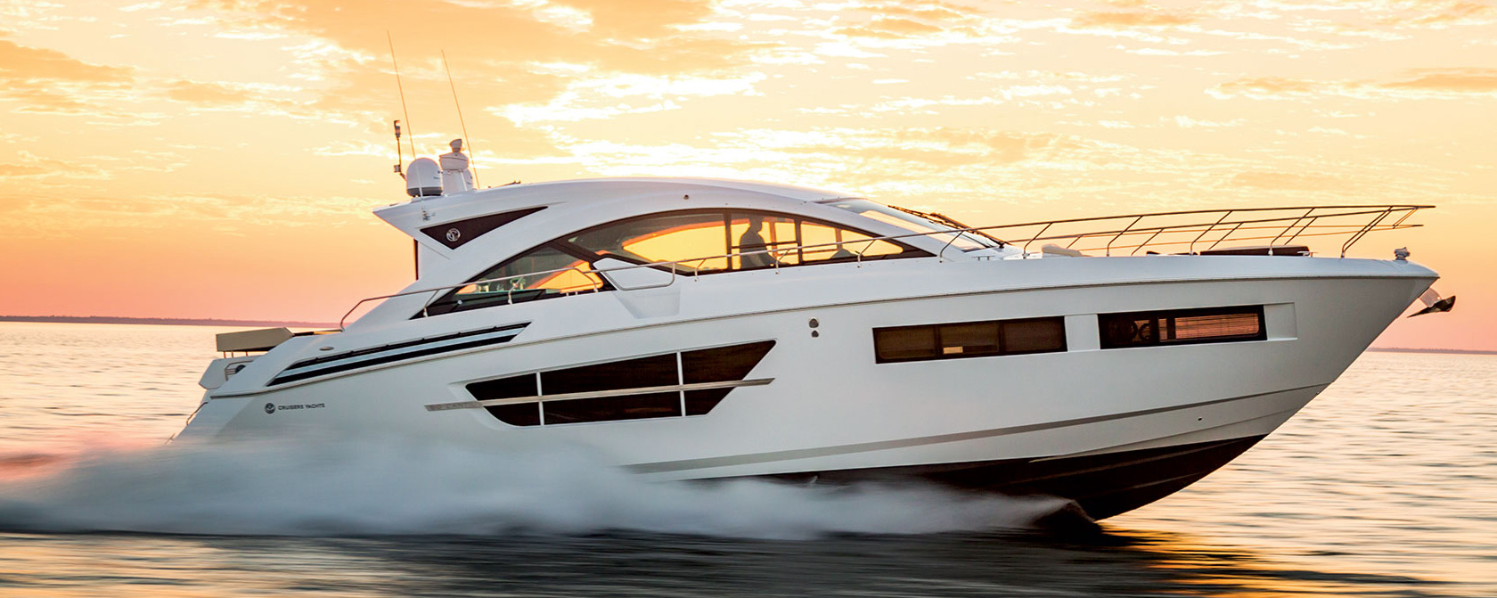 Яхты Cruisers Yachts