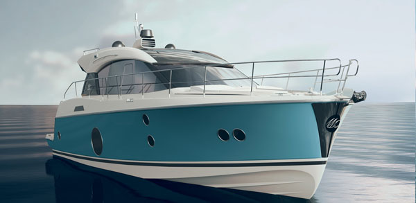 Monte Carlo Yachts MC4