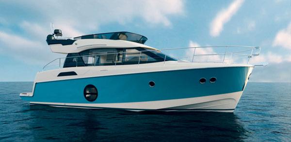 Monte Carlo Yachts MC4S