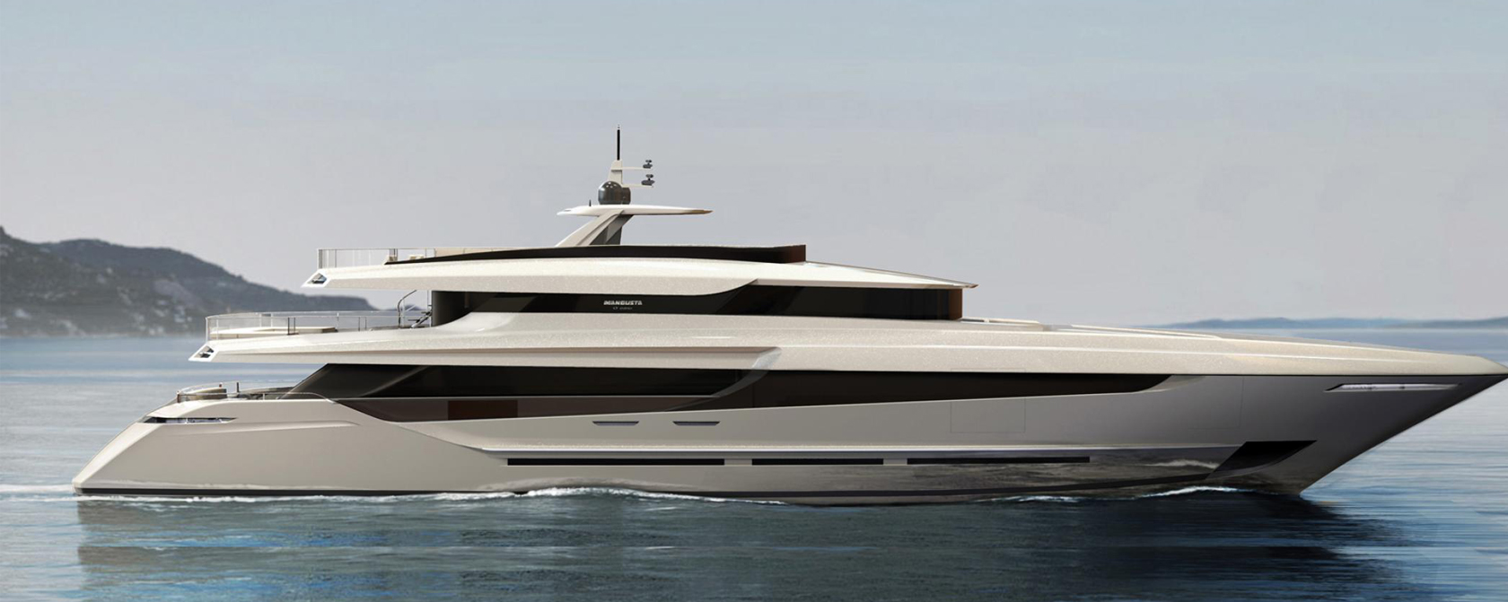 Яхты Overmarine