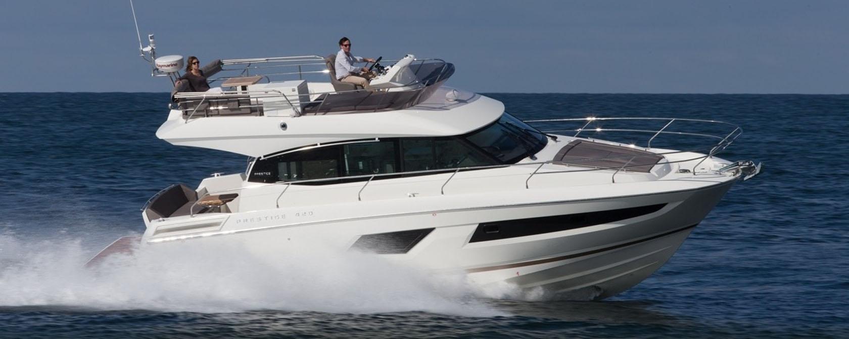 яхты Prestige