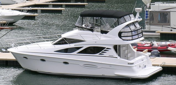 Silverton 38 Sport Bridge