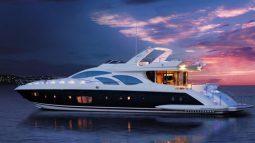 Яхта Azimut 100 Leonardo