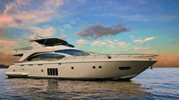 Яхты Azimut 84