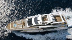 Яхты Azimut Grande 35 metri