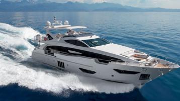 Яхта Azimut Grande 95RPH